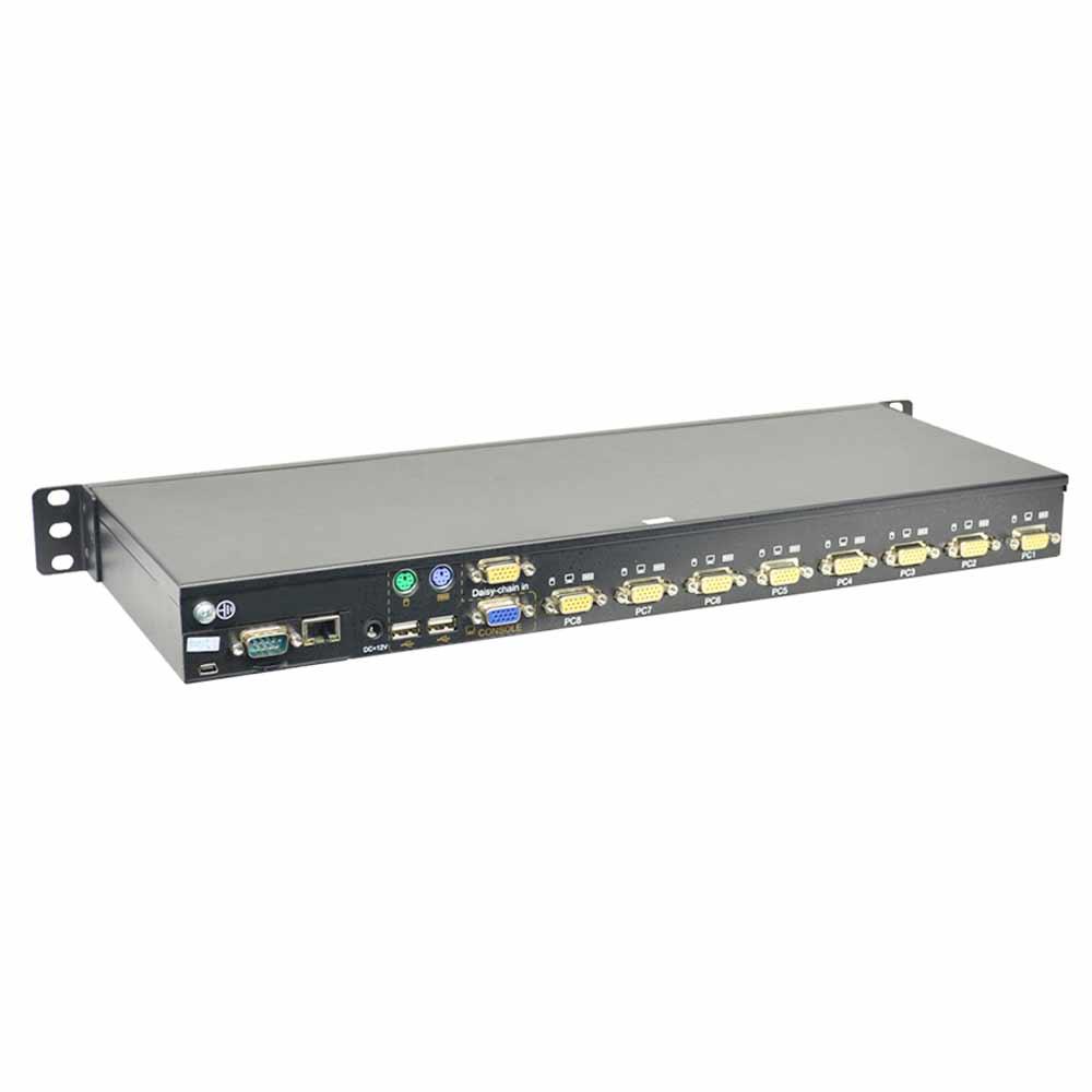 XM0108i 8口KVM OVER IP切换器