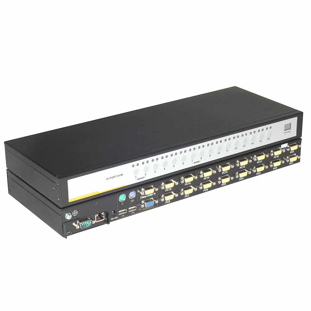 XM0116i 16口KVM OVER IP切换器