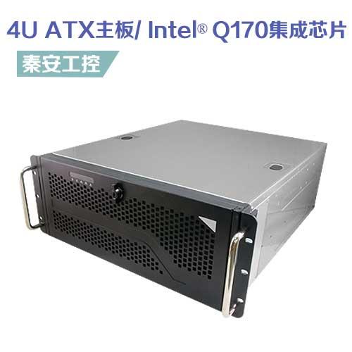 """BAX-R4U0-Q170 标准19"""" 4U机架式工控机,Intel®第六代酷睿处理器ATX主板/ Intel® Q170集成芯片"""