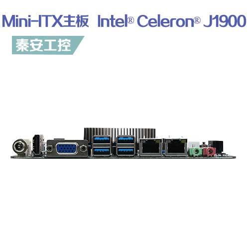 EMX-BYT2 Mini-ITX工业主板 板载Intel® Celeron® J1900处理器