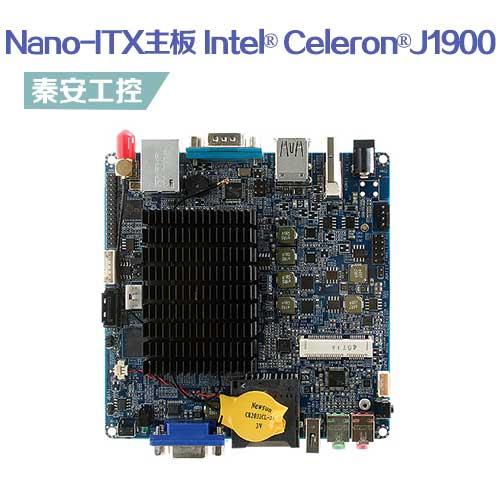 SENX-BYT Nano-ITX工业主板 板载Intel® Celeron®J1900处理器