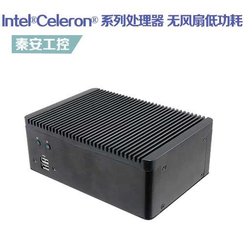 ECS-BYTC 嵌入式工控机–无风扇低功耗 板载Intel®Celeron® 系列处理器