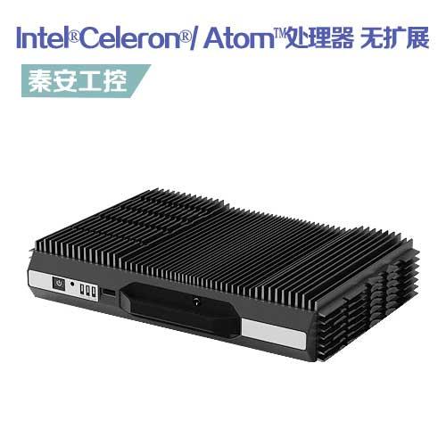EMS-BYT 嵌入式工控机-无风扇无扩展 板载Intel®Celeron®/ Atom™处理器
