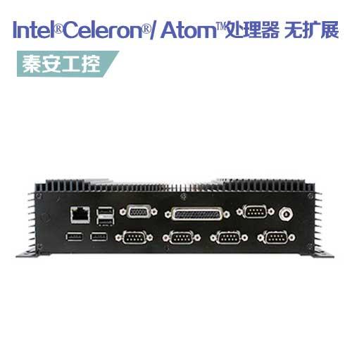 EMS-BYT-4COM 嵌入式工控机--无风扇无扩展 板载Intel®Celeron®/ Atom™处理器
