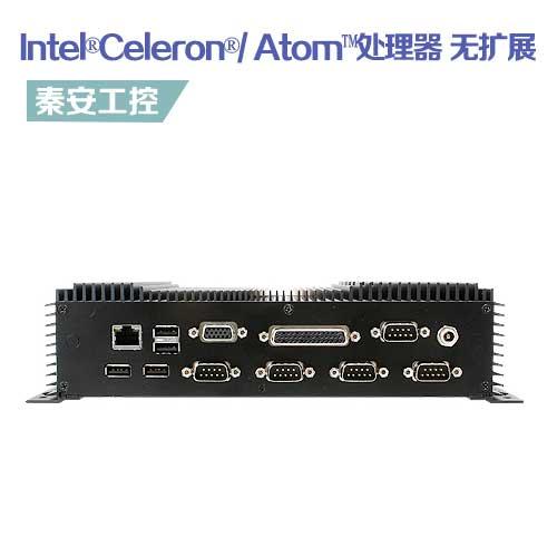 EMS-BYT-6COM 嵌入式工控机--无风扇无扩展 板载Intel®Celeron®/ Atom™处理器
