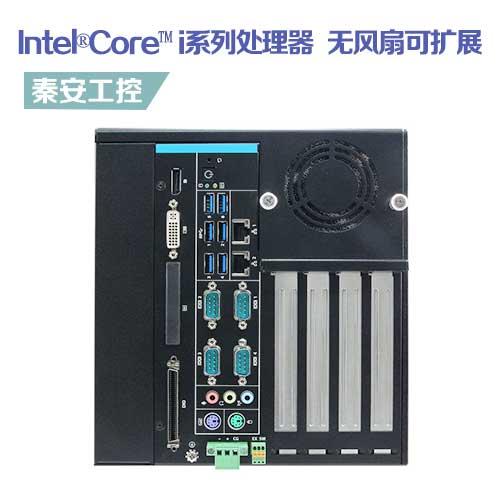 SLP-SKL 嵌入式工控机--无风扇可扩展 板载Intel®Core™ i系列处理器