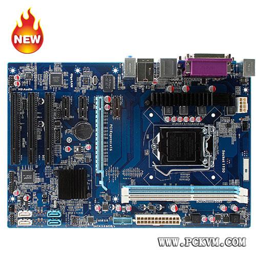 SEAX-H81 ATX工业主板Intel®H81芯片组 Intel® Core™ i系列处理器