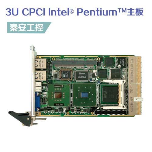 QA-C102 3U CPCI Intel® Pentium™主板