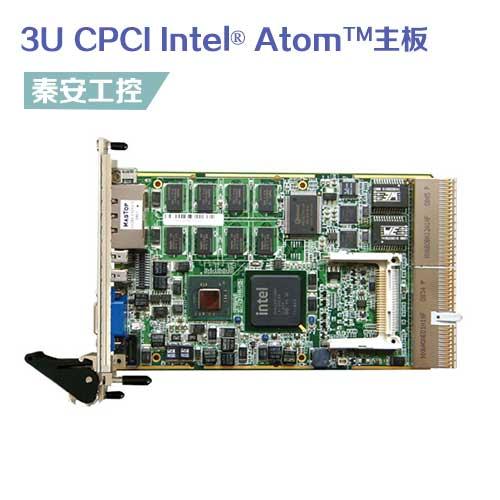 QA-C111  3U CPCI Intel® Atom™主板