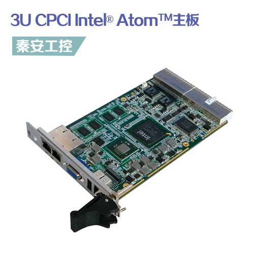 QA-C115 3U CPCI Intel® Atom™主板