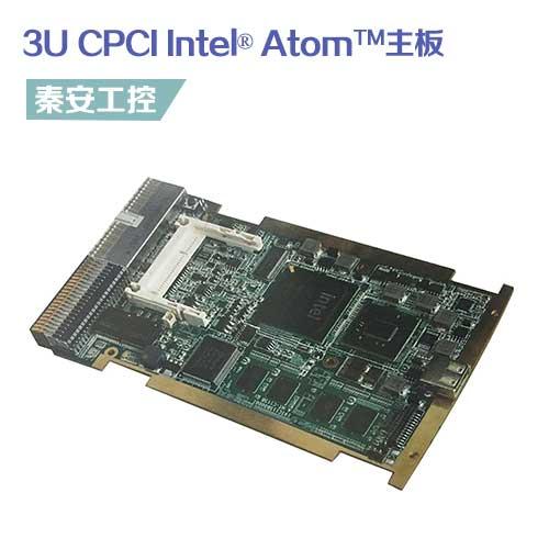QA-C115B  3U CPCI Intel® Atom™工业主板