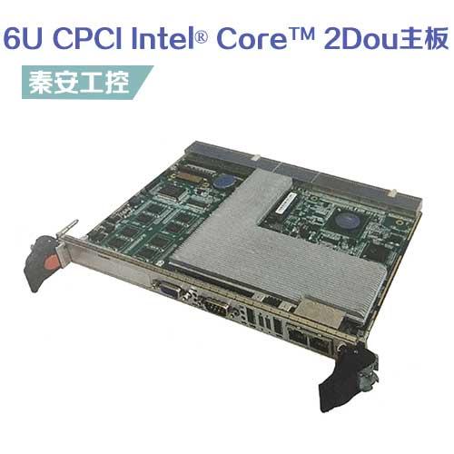 QA-P104C  6U CPCI Intel® Core™ 2Dou 工业主板