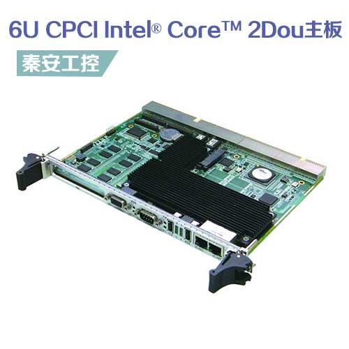 QA-P105D  6U CPCI Intel® Core™ 2Dou工业主板