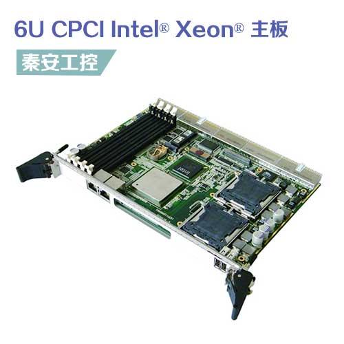QA-P112 6U CPCI Intel® Xeon® 5100工业主板